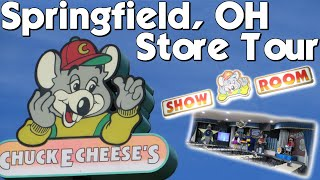 Chuck E. Cheese - Springfield Oh Store Tour