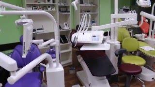 Новый демозал стоматологических установок и стоматологического оборудования(, 2015-12-18T06:13:08.000Z)