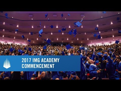 2017 IMG Academy Commencement