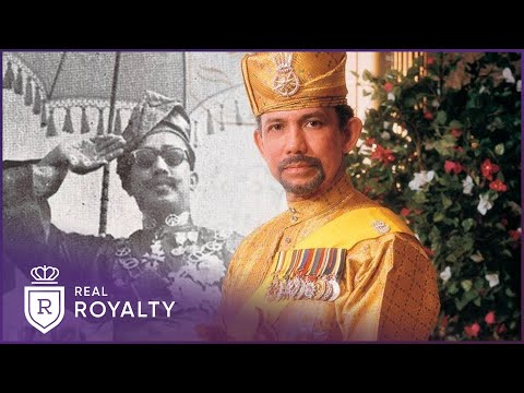 The Lavish Life Of The Sinister Sultan Of Brunei | Asia's Monarchies | Real Royalty