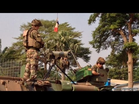 Sangaris mission in CAR officially ends on October