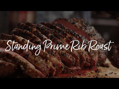 Standing Prime Rib Roast