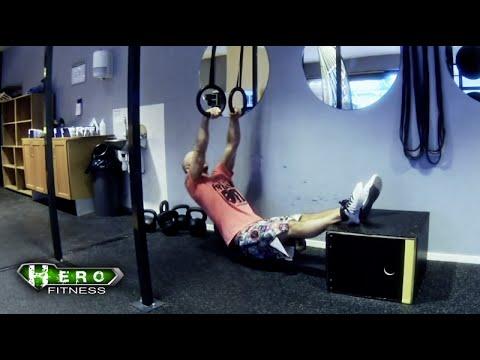 muscle up teknik
