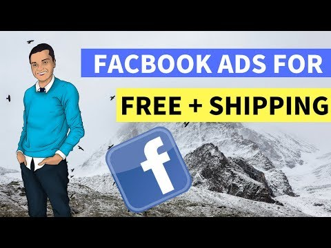 Free Plus Shipping Facebook Ads Strategy For Ecommerce Dropshipping Store [Shopify/Clickfunnels]
