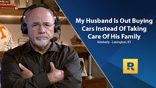 My Husband Is Out Buying Junk Cars Instead Of Taking Care Of His Family
