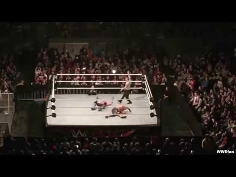 WWE Live Australia Highlights John Cena vs AJ Styles, Chris Jericho, Balor, Rollins, Reigns   YouT