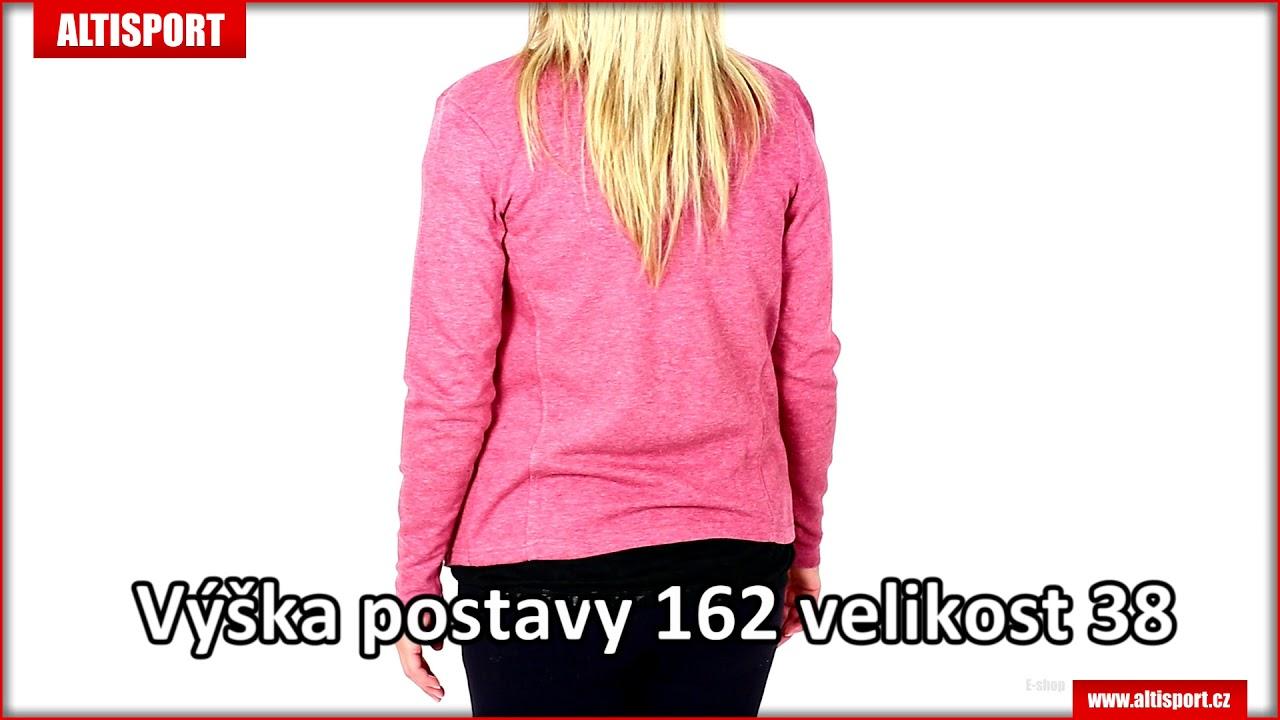 dámské sako kixmi gemma aalsw18201 tmavě růžová - YouTube 24ddbaccf4e