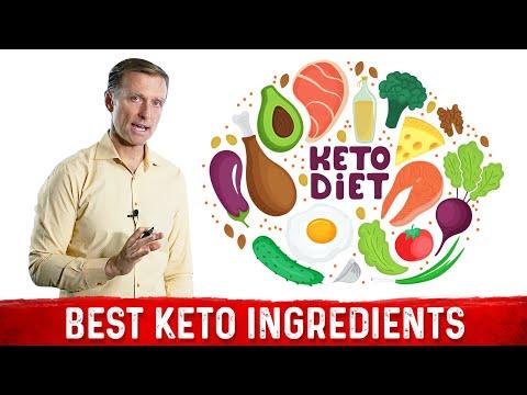 The 9 Best Ketogenic Diet Ingredients