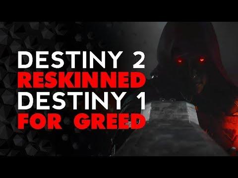 Destiny 2 is just a WORSE Destiny 1 - The Forsaken King thumbnail