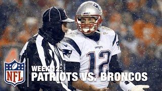 Patriots Clock Confusion! (Week 12)   Patriots vs. Broncos   NFL