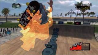 E3 2009: Tony Hawk Ride Stage Demo
