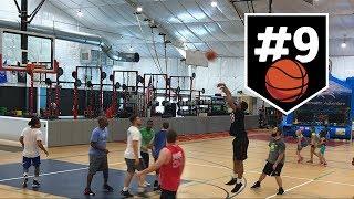 Pick up Basketball Highlights #9