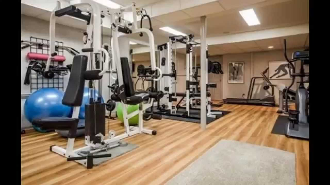 Home gym flooring ideas - YouTube