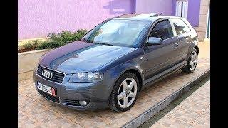Audi A3 8P 2.0TDI 140hp 2004