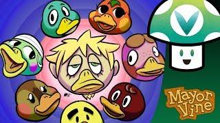 [Vinesauce] Vinny - Mayor Vine (Animal Crossing: New Leaf)