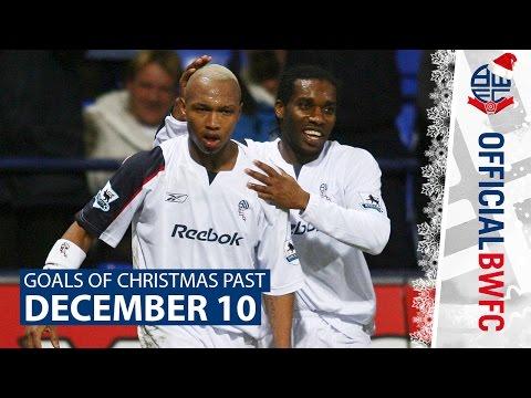 DECEMBER 10   Goals Of Christmas Past   El Hadji Diouf V Aston Villa - 2005