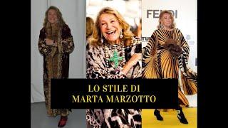 Lo stile di Marta Marzotto
