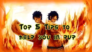 [Roblox] Steves One Piece | Top 5 Tips to help you in PvP