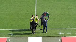 UD Almería B 1-3 Real Murcia CF (09-12-18)