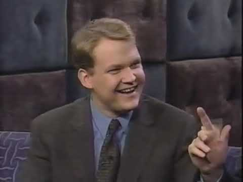 Norm MacDonald on Conan 1996