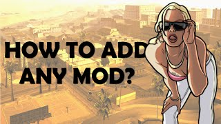 GTA San Andreas: How to install any Cleo mod on Steam