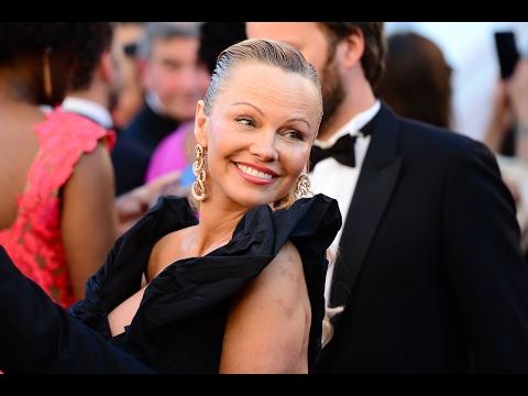 Pamela Anderson lijkt 15 jaar ouder