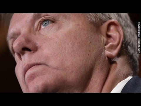 Did Lindsey Graham Just Announce His 2016 Candidacy?