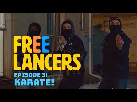 Freelancers Episode 3: Karate!