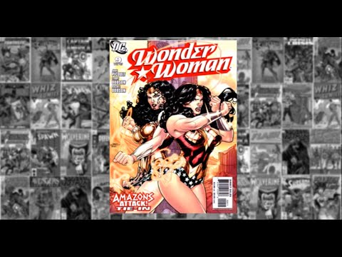 "Wonder Woman: Vol 3 #9, ""love and Murder"".. Part Four"