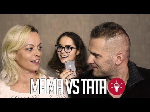 MAMA vs. TATA - Ko me bolje poznaje? - Nadja