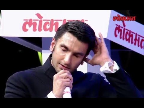 आमिरने उलगडला रणवीरचा जीवनपट | Candid Interview of Ranveer Singh and Aamir Khan | Exclusive | Lokmat