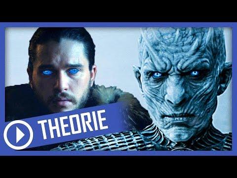 Game of Thrones Staffel 8: Wird Jon Snow zum Nachtkönig? | Theorie zu den Weißen Wanderern