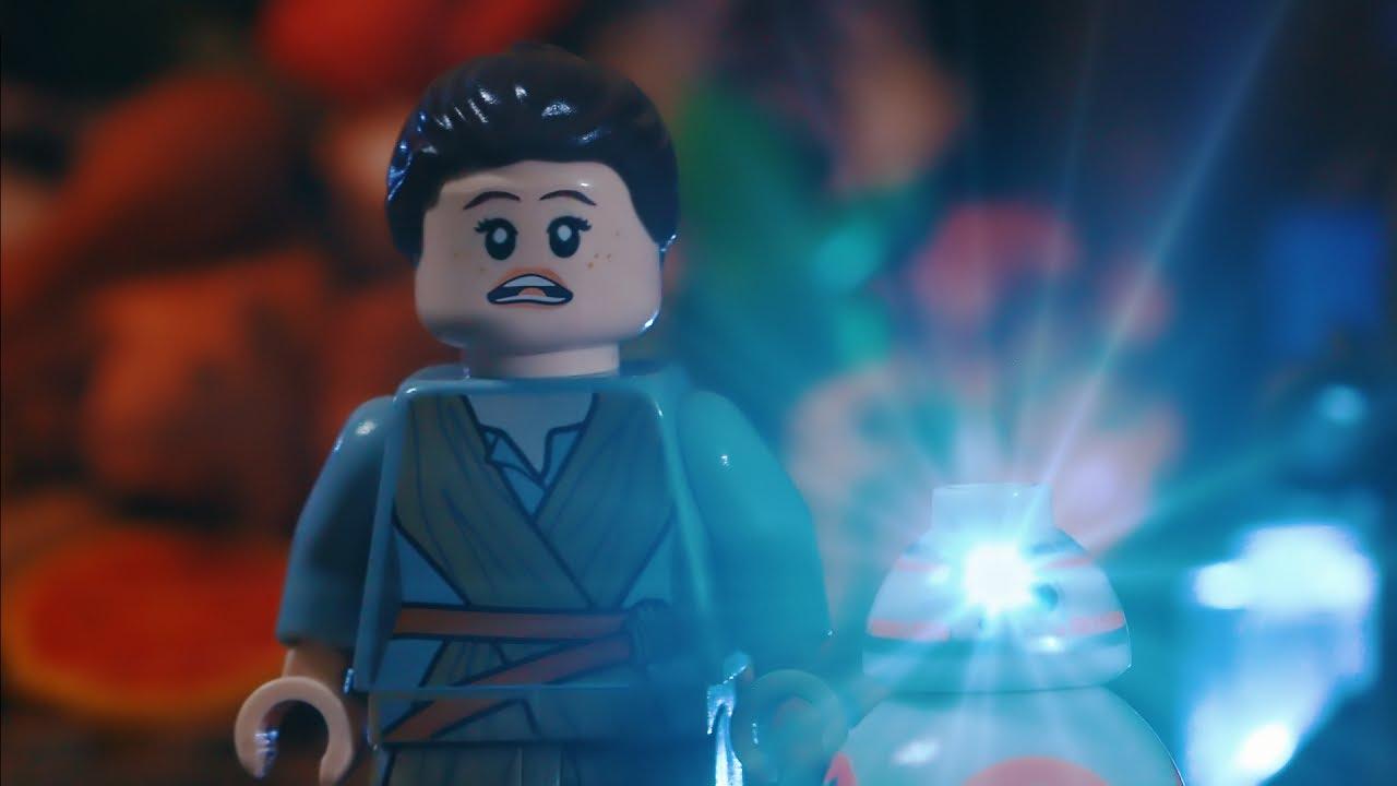 Lego Star Wars Parody Part 2 /  Revenge of the Luke