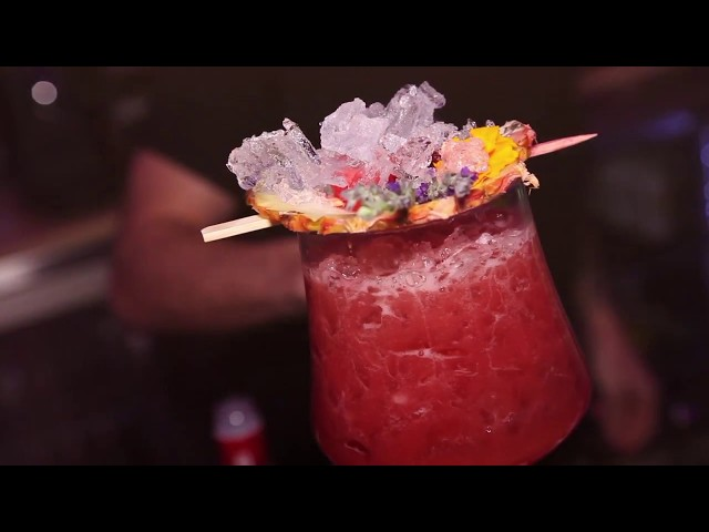 LYNCH COCKTAIL BAR - Reportaje Miss Norte 2018