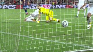 Barcelona - Real_Madrid 3-2 All Goals Match Highlights 17.08.2011 HD 720p