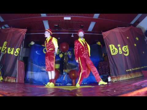 Cirkus Big karaktershowet