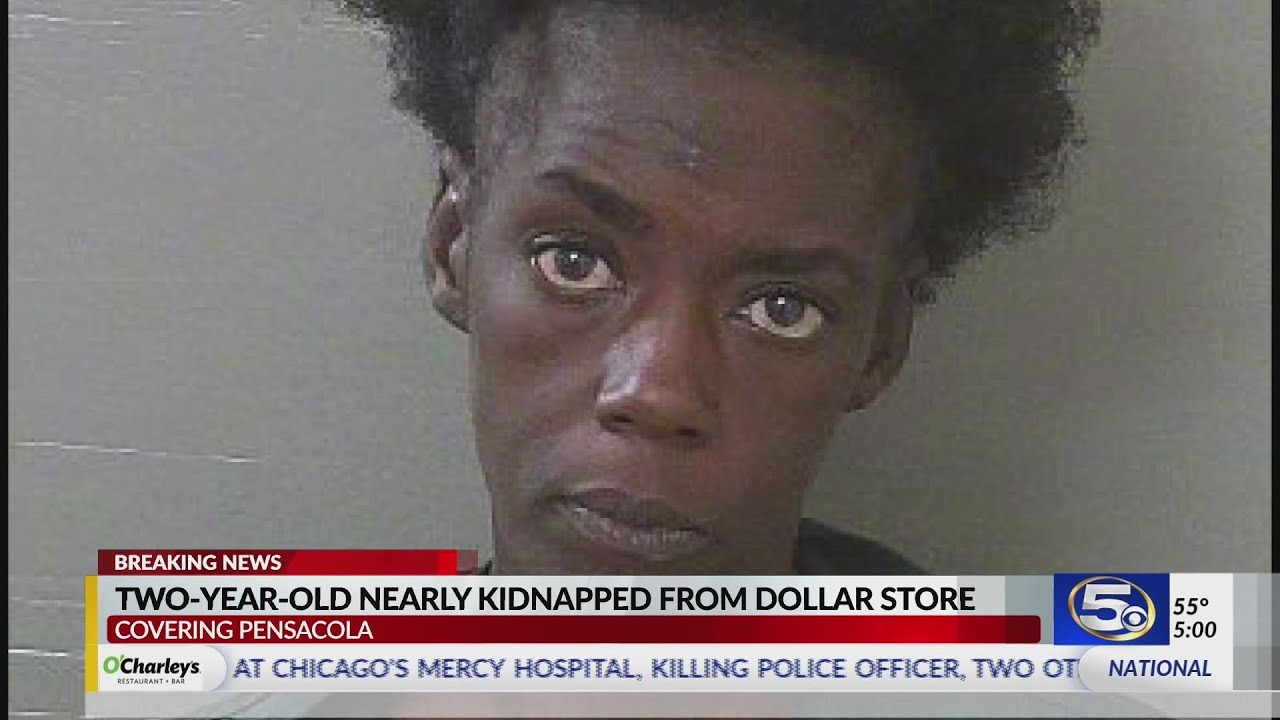 Video Woman Tried To Kidnap 2 Year Old Boy At Pensacola Dollar Store