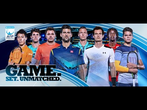 Barclays ATP World Tour Finals 2016 Promotion Video (Fan Made)