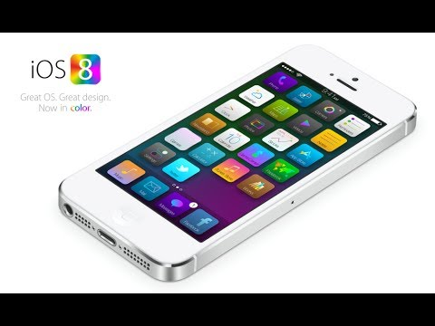 iOS 8 - Features, iWatch, iOS8 Beta, & Release Date - (Apple iPhone 6 iOS 8 2014)