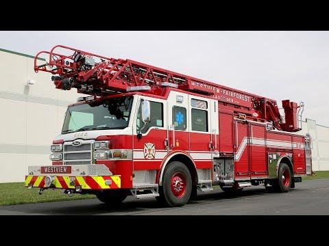 Velocity® Ascendant® 107' Heavy-Duty PUC™ Ladder - Westview-Fairforest, SC