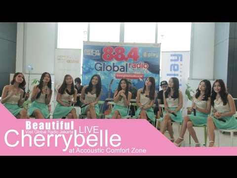 Cherrybelle - Beautiful  at Accoustic Comfort Zone