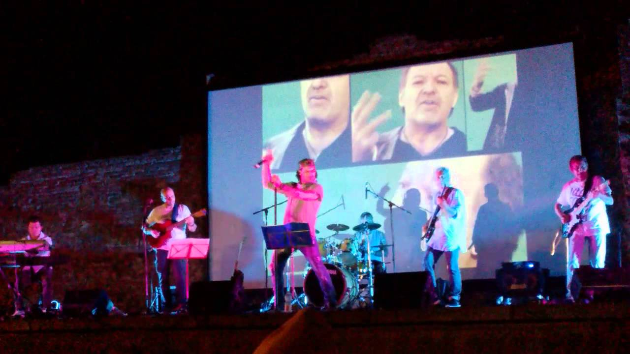 Roxy Bar Vasco Vasco Rossi Dormi Dormi Cover Roxy Bar Grosseto 2015
