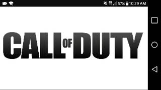 My Top 10 Call of Duty Games!