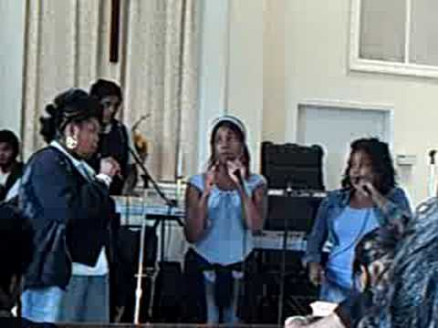 DG4 SINGS INSTRUMENT OF PRAISE BY CLARK SISTERS CONTINUED