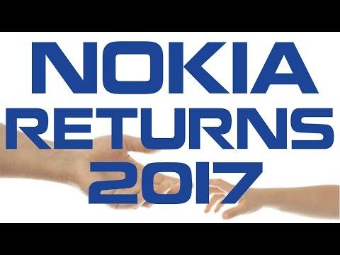 NOKIA RETURNS IN 2017 #109