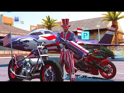 Gangstar Vegas - Most Wanted Man #72 - Uncle Sam