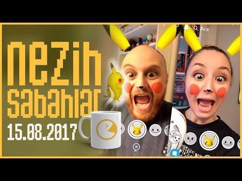 Twitter Fenomeni Hitler! (Ahah Pokemon?!?) - Nezih Sabahlar (15.08.2017)