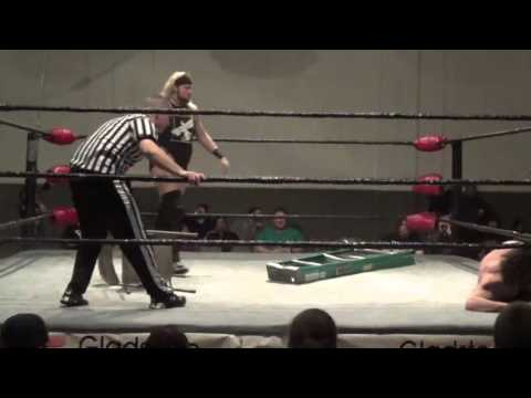 Joey Jet Avalon vs Bryan Skyline - UPW - Ladder Match