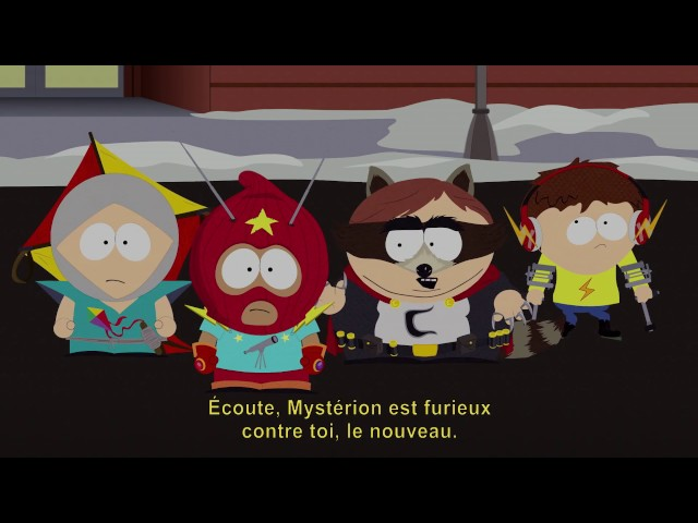 South Park : l'Annale du Destin - Trailer E3 2017