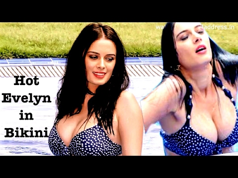 Evelyn Sharma Hot in Bikini | Bollywood Hot Scene from Sunny Leone movie Mp3